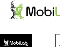 Logo Design: MobiLab Dx