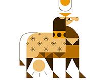 Hathor Character design challenge