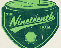 New Balance Golf 19th Hole Branding