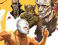 Médico asesino + Wolverine