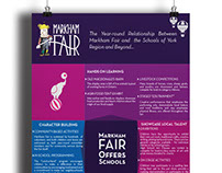 Markham Fair Poster Design