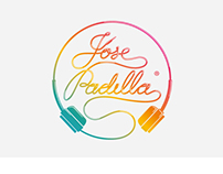 LOGO FOR DJ JOSÉ PADILLA