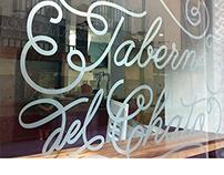 IDENTITY FOR LA TABERNA DEL CHATO