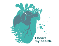 I heart my health campaign
