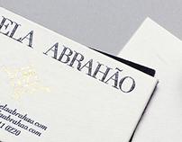 Rafaela Abrahão - Brand Design