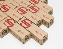 Silin Identity and Packaging