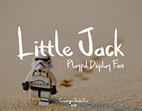 LITTLE JACK - FREE DISPLAY FONT