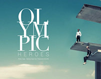 Olympic Heroes Editorial: Axel Magazine
