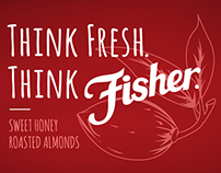 Fisher | Repackaging Concept