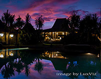 Bali Villa Photography - Villa Asli