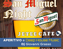 San Miguel Night Event
