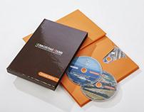 Дизайн мультимедийной продукции для Банка Интеза