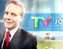 TV with TV's Jonathan Torrens, Show Opener
