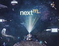 nextM 2018 - Space theme