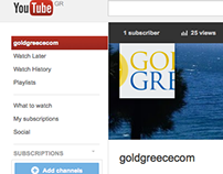 Goldgreece.com Video Montage