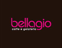 Bellagio Ice store corporate identity