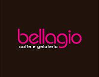 Bellagio Ice store corporate identity