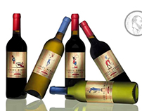 Gota Wine Labels