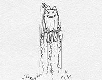 goingtoast.com -cartoon blog