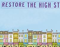 RESTORE THE HIGH STREET