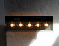 BULB 5 suspension lamp