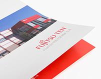 FUJITSU TEN · Diseño Editorial