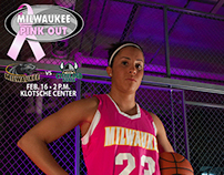 Pink Out Game Promo