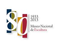 80 aniversario del Museo Nacional De Escultura