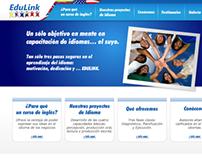 Página Web Grupo Edulink