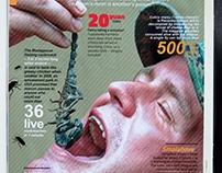 Frontline magazine (Publicitas SG)
