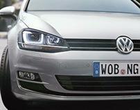 VW Golf 7 Full CGI Visualizer