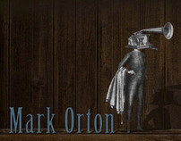 Website for Mark Orton, musician, composer, arranger