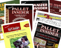 Booklets, newsletters, and trade articles