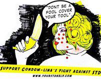 STD Awareness Ad Campaign
