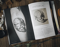 { featured: the anatomical tattoo // 2017 }
