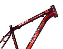 Nemesis MTB Frames