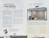 Habitação Temporária para Refugiados