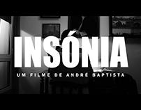 INSÓNIA - Álvaro de Campos (Curta-metragem)