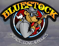 Bluestock Festival Website