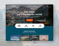 GasTrip - Web Design