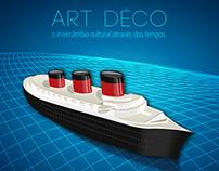 Art Déco - O intercâmbio cultural através dos tempos