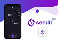 UI | UX Design Seedit app
