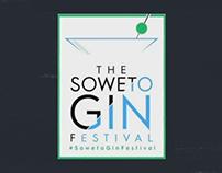 Soweto Gin Festival Promo