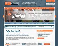 PSL Source Branding & Website