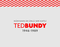 Ted Bundy Chronological Web Design