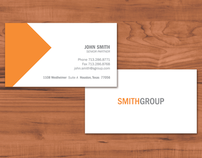 Stationary for SMITH GROUP