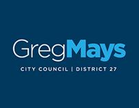 Greg Mays 2013