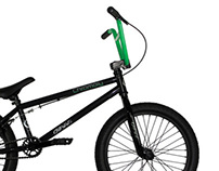 BMX Chromoly Complete Bike
