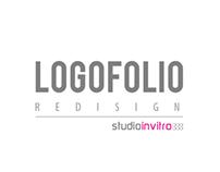 LOGOFOLIO REDISIGN