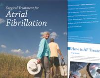Brochure for Atrial Fibrillation